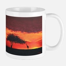 African Savannah Mugs