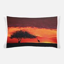 African Savannah Pillow Case
