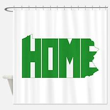 Pennsylvania Home Shower Curtain