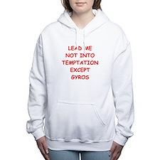 gyros Women's Hooded Sweatshirt