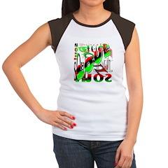 Soul Women's Cap Sleeve T-Shirt