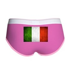 I Love Italy Women's Boy Brief