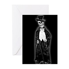 Macabre Greeting Cards (Pk of 10)