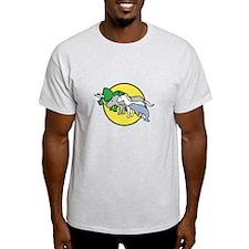 Horned Warrior Friends T-Shirt
