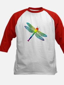 Rainbow Dragonfly Tee
