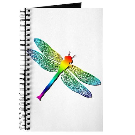 Rainbow Dragonfly Journal