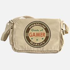 Gamer Vintage Messenger Bag