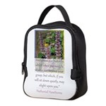 Happiness is a Butterfly Neoprene Lunch Bag