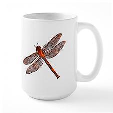 Fire Dragonfly Mug