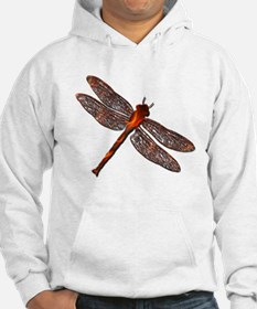 Fire Dragonfly Hoodie