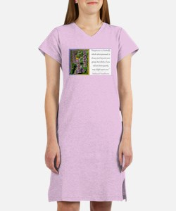 Happiness is a Butterfly Women's Nightshirt
