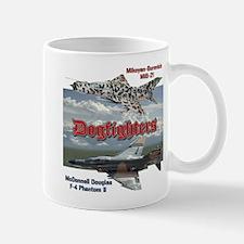 Dogfighters: F4 vs MiG-21 Mug