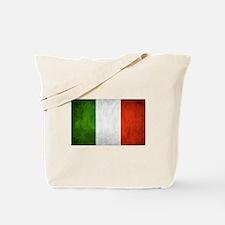 I love Italy Italian flag Tote Bag