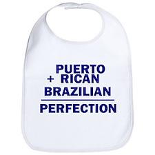 Brazilian + Puerto Rican Bib