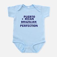 Brazilian + Puerto Rican Infant Bodysuit