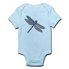 Blue Dragonfly Infant Bodysuit