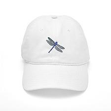 Blue Dragonfly Baseball Cap