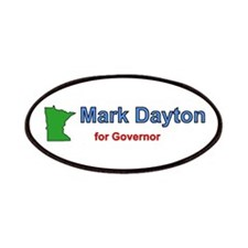 Dayton for Governor Patches