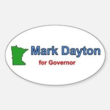 Dayton for Governor Decal