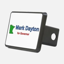 Dayton for Governor Hitch Cover