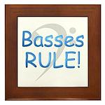 Basses Rule Framed Tile
