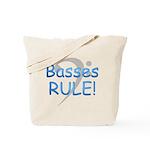 Basses Rule Tote Bag