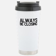 Funny Sales managers Travel Mug