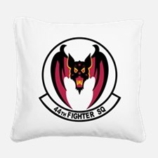 44th_Fighter_Squadron.png Square Canvas Pillow