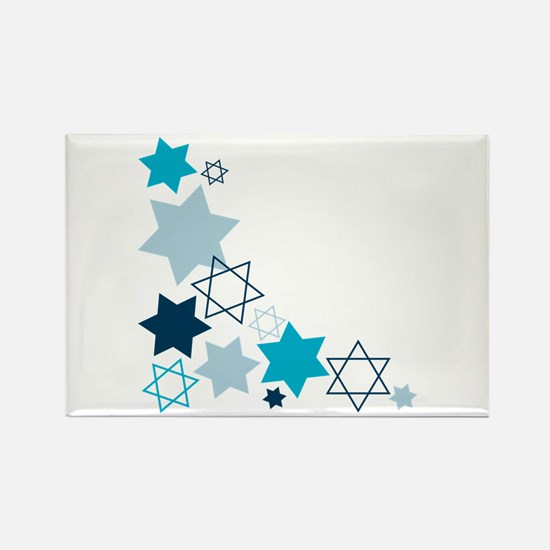 Star Of David Magnets