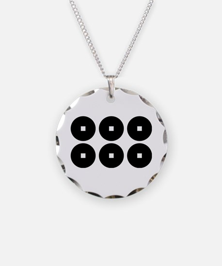 Six coins for the Sanada fam Necklace