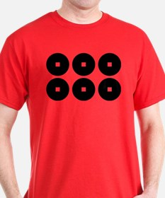 Six coins for the Sanada family T-Shirt