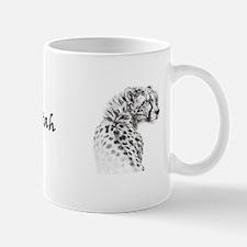 Tears of the cheetah Mug