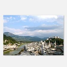 Salzburg Postcards (Package of 8)