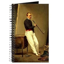 Horace Vernet Self-Portrait Journal