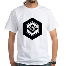 Rhombic flower with Swords in tortoi Shirt