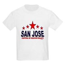 San Jose Capital Of Silicon Val T-Shirt