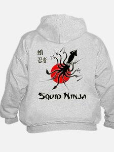 Squid Ninja Hoodie