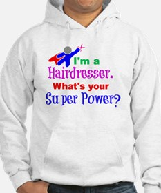 I'm a Hairdresser Hoodie