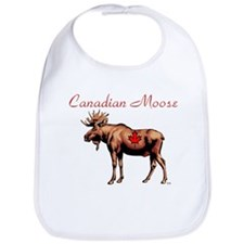 Canadian Moose Bib