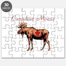 Canadian Moose Puzzle