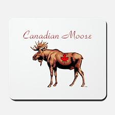 Canadian Moose Mousepad
