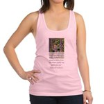 Happiness is a Butterfly Racerback Tank Top