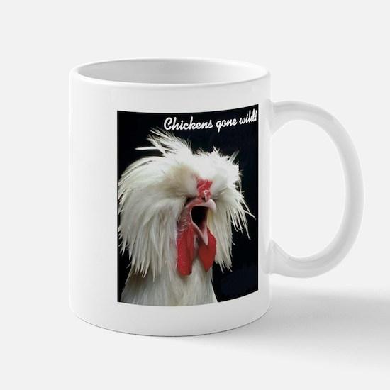 Chickens wild Mugs