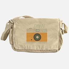 Smile Messenger Bag