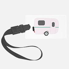 Camper Trailer Luggage Tag