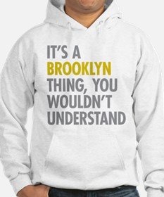 Brooklyn Thing Jumper Hoody