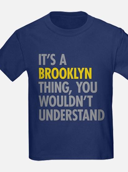 Brooklyn Thing T