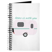 Home Is With You Journal