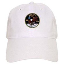 Apollo 11 45th Anniversary Baseball Cap
