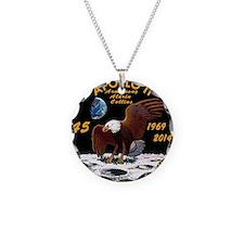 Apollo 11 45th Anniversary Necklace